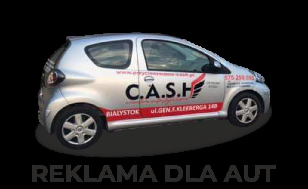 Reklama dla aut